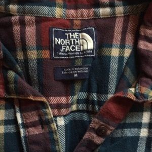 The North Face Tops - Button Up Shirts